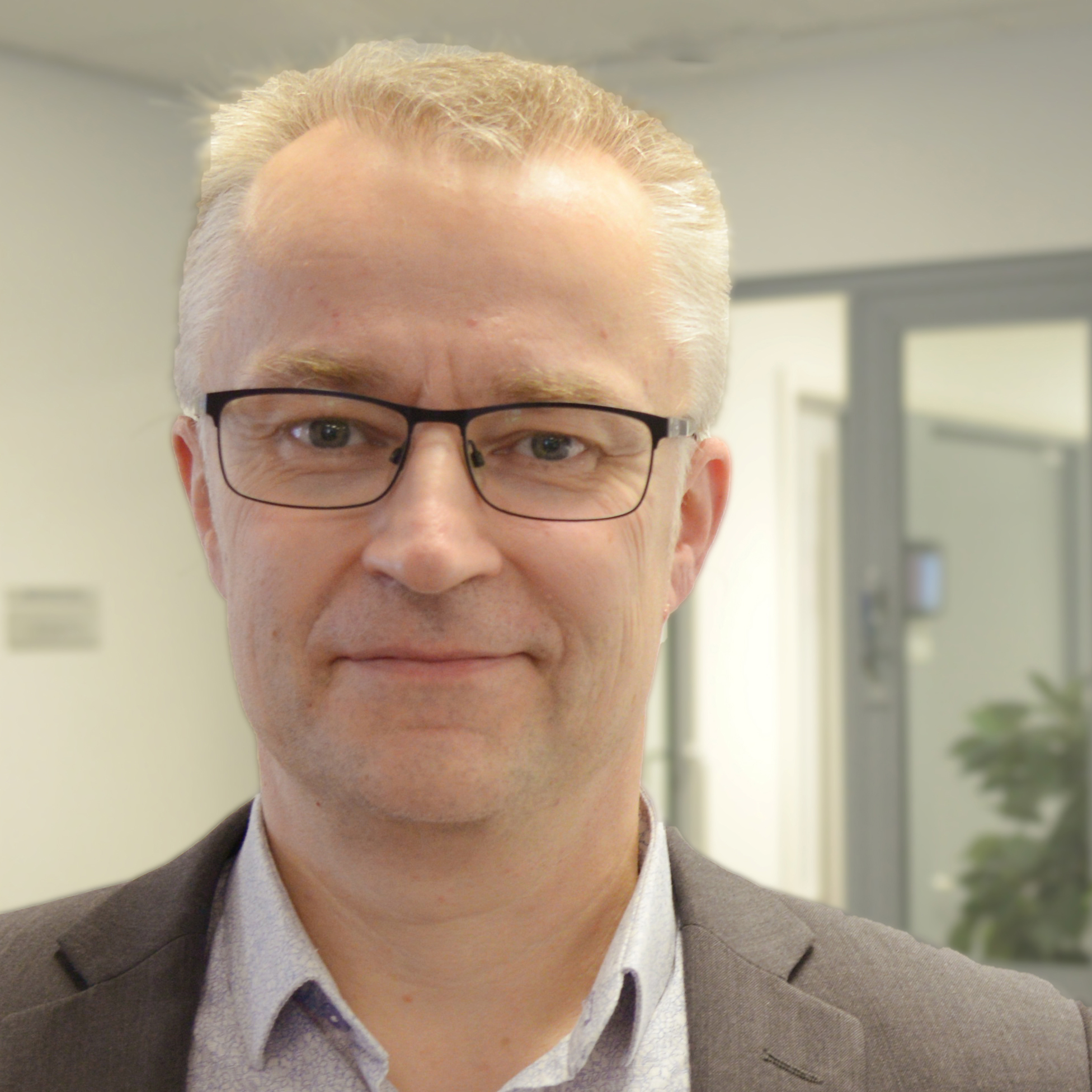 Juha Nyman, Director, Solutions Strategy and Business Development, Cat® Lift Trucks EAME